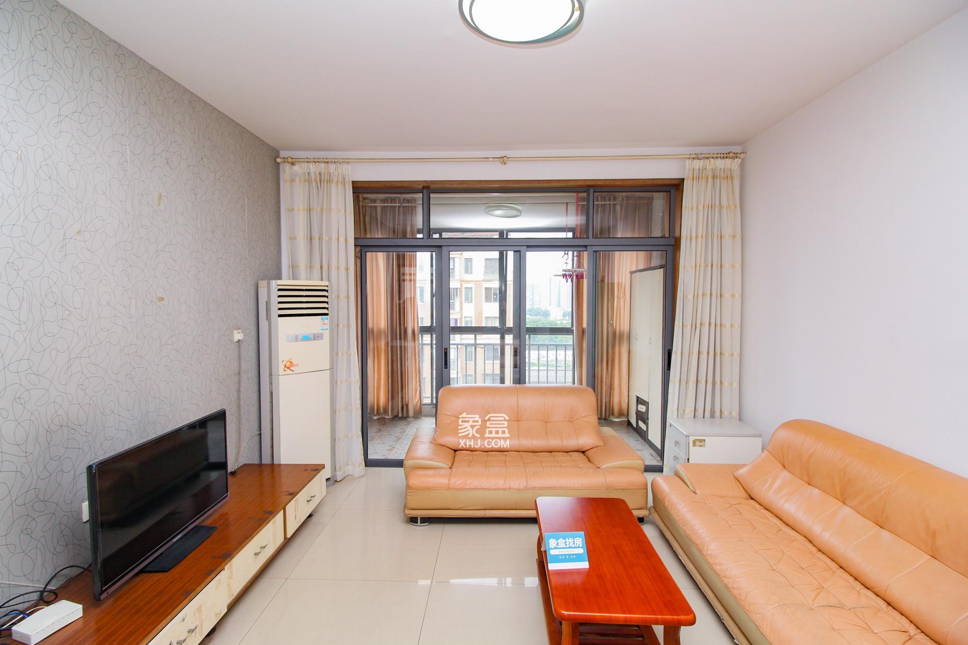上海城小区  2室2厅1卫    115.5万