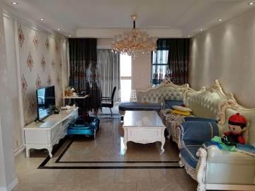 首创国际城  3室2厅2卫    180.0万
