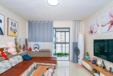 标志浪漫满屋(枫景公寓)  2室2厅1卫    92.8万