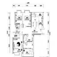 金星北新地东方明珠 自住装修大三房 自带谷山天然氧吧