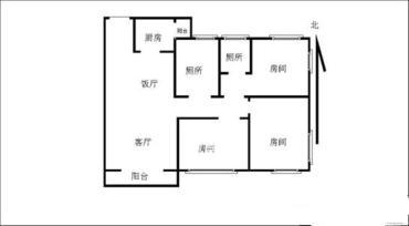 省建苑小区  3室1厅1卫    92.0万