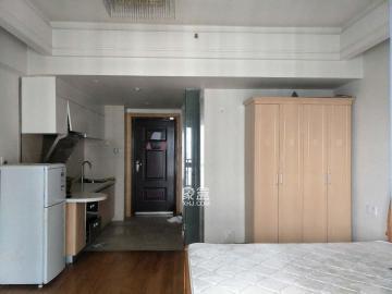 大汉希尔顿  1室1厅1卫    37.8万