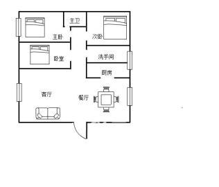 云山诗意  3室2厅2卫    78.0万
