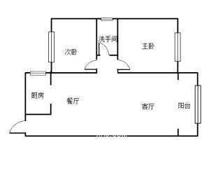 瑞丽江南(江南世家三期)  2室2厅1卫    72.0万