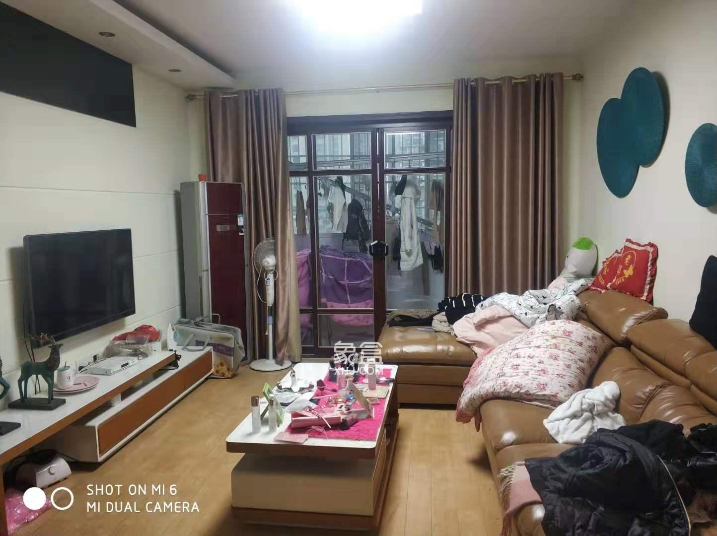 莲香华庭  4室2厅2卫    80.8万