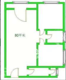 每日香山半岛  2室1厅1卫    2300.0元/月