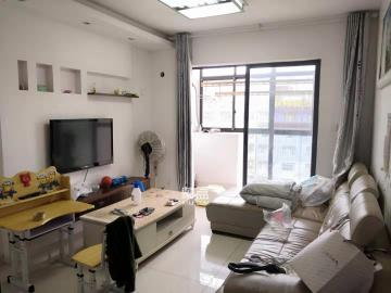 中国铁建国际城  3室2厅1卫    2100.0元/月