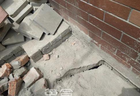 房屋质量问题——地基下沉如何判断?