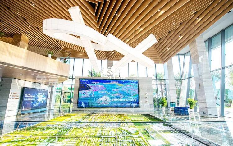 华远金科空港国际城规划图