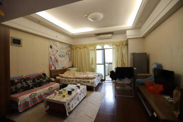 中央商业广场  1室1厅1卫    41.8万