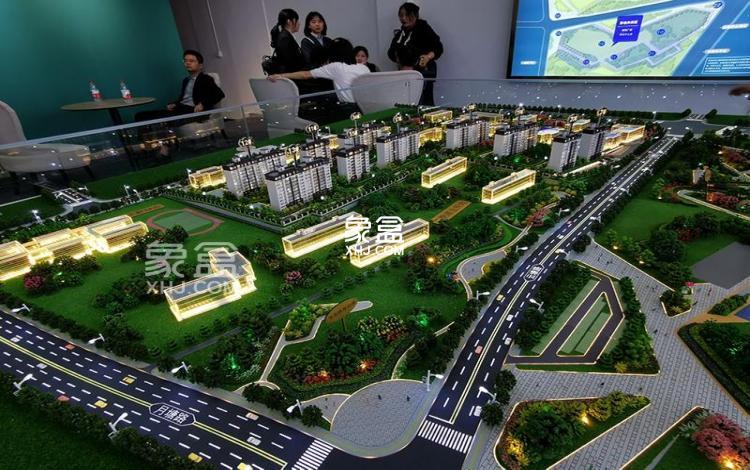 京盛和府规划图