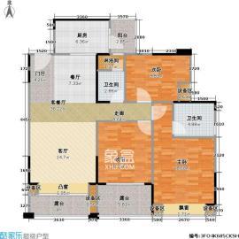 湘府路華悅城  兩房出租