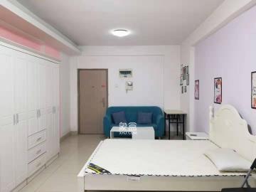 东方银座(东方摩卡)  1室1厅1卫    1600.0元/月
