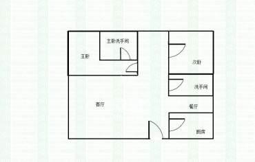 凯风珑城  3室2厅2卫    94.8万