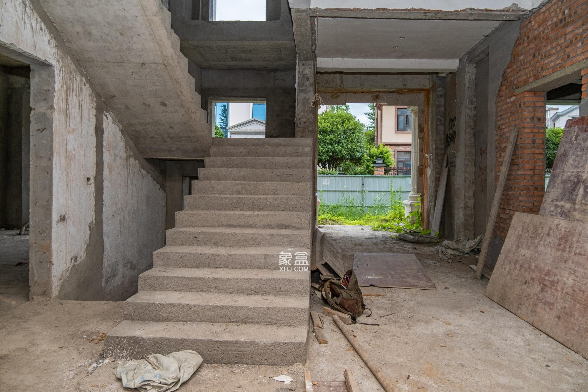 松雅湖旁碧桂园奢华大独栋,加建到687平,仅售820万