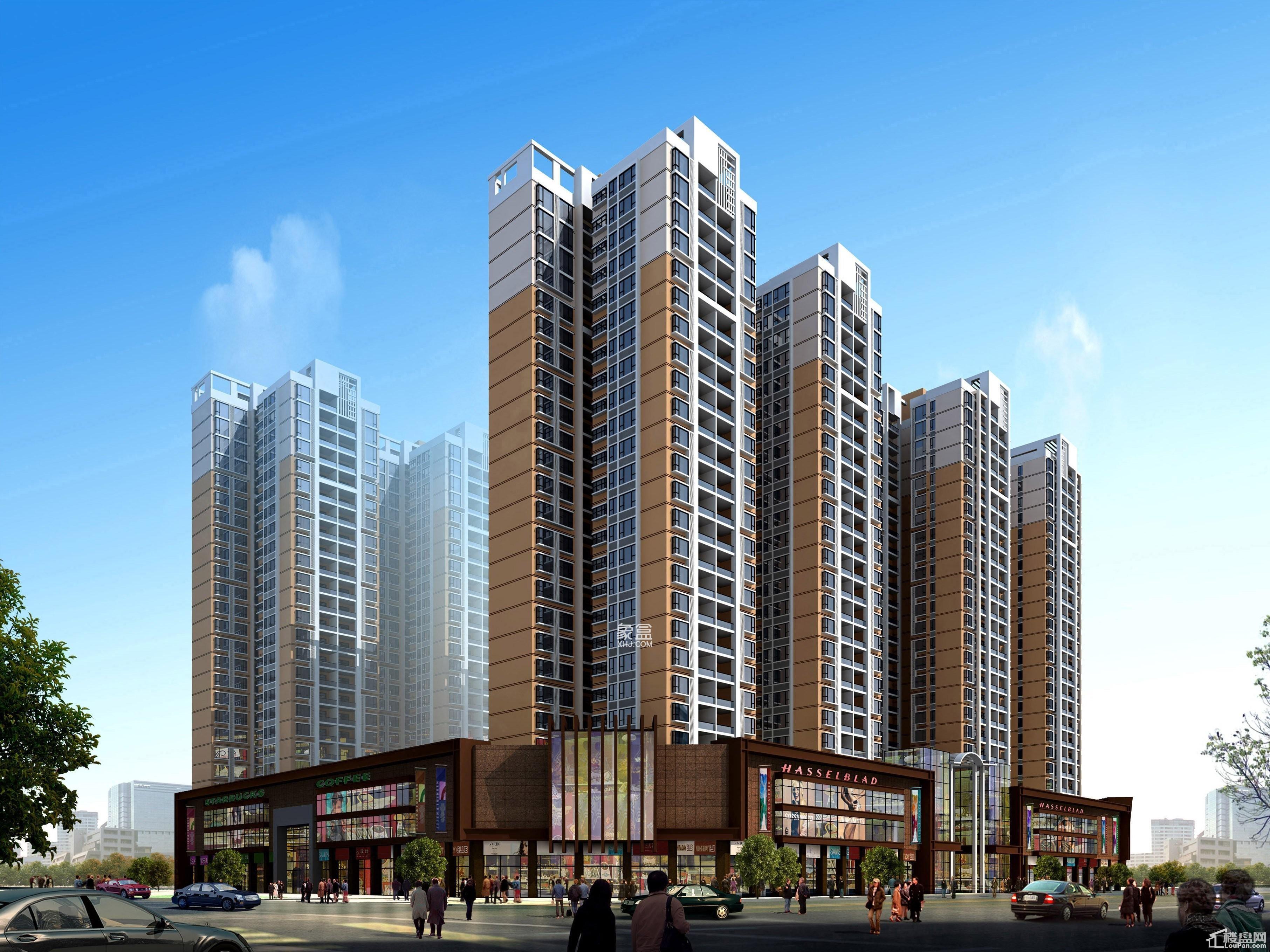 刘霖尚龙名苑:毗邻太平溪风光带,亲和温馨的小区家园!