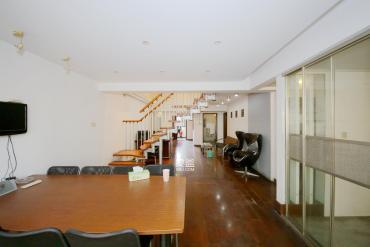 袁家嶺 香格里嘉園 純復式樓 精裝復式4房 可做5房地鐵口