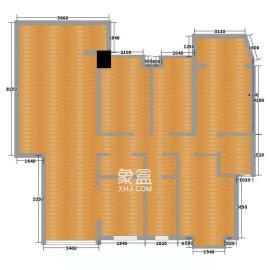 湘怡佳园  5室2厅2卫    4800.0元/月