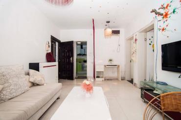 南門口白沙晶城 精裝兩室一廳雙地鐵口 配套成熟 自住出租
