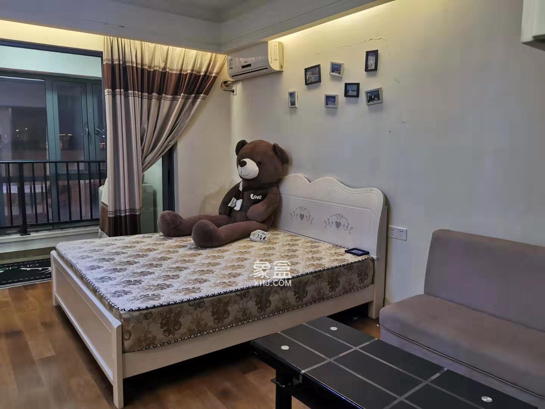 中心广场 大汉希尔顿 醉便宜的一套居家精装公寓