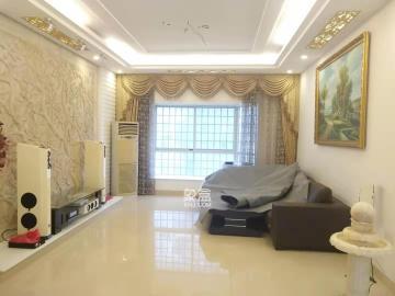 雨湖区 护潭广场 新景家园豪装5房 实房实图 诚心出售