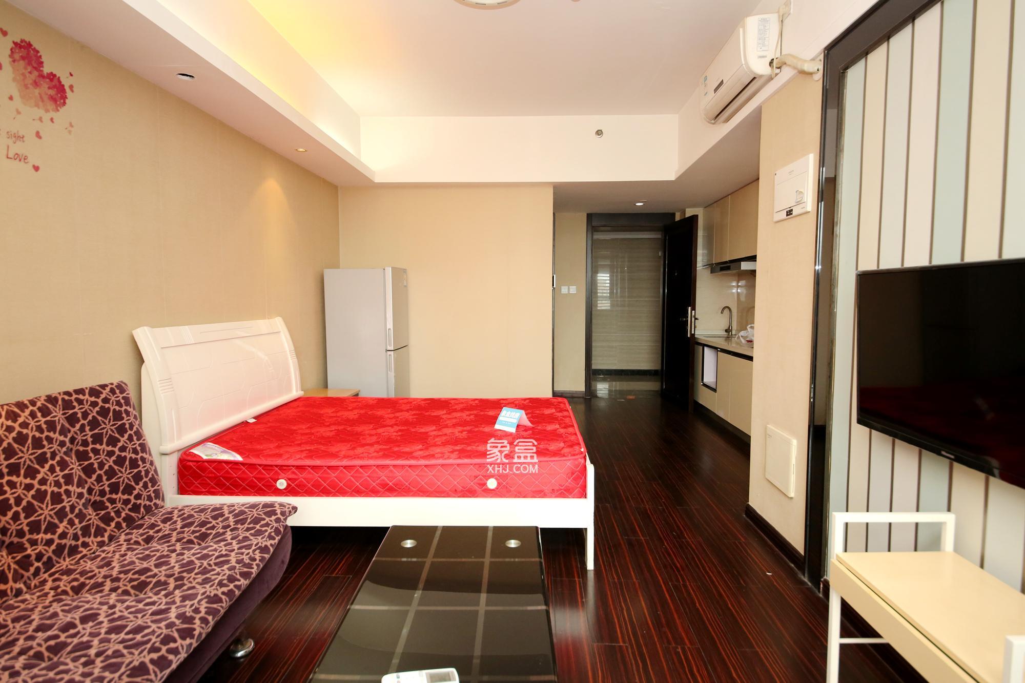 德思勤(宝格丽公寓)  1室0厅0卫    59.0万