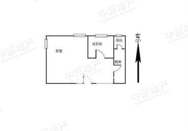 公交金盆小区  2室1厅1卫    1300.0元/月