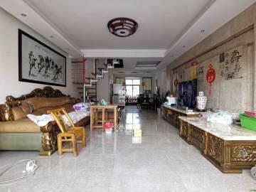豪盛国际现代城一期  4室2厅2卫    85.8万