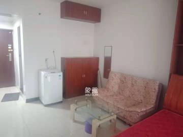觀園國際公寓  1室1廳1衛    2100.0元/月