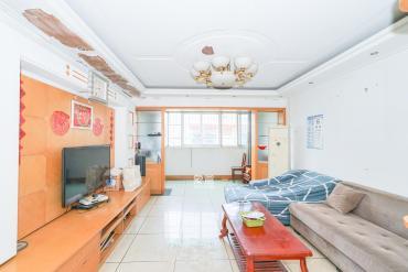 新天小區 兩室兩廳兩衛 南北通透采光好