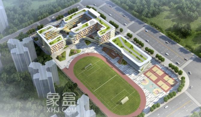 激动人心:两座新兴中学2022即将为西安教育添翼