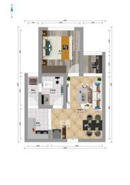 新桂公馆  1室1厅1卫    38.0万