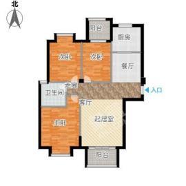 市物价局宿舍  3室2厅2卫    2200.0元/月