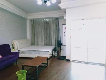 铂宫  1室1厅1卫    2400.0元/月