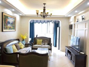 东方名苑臻锦园  3室2厅1卫    2700.0元/月