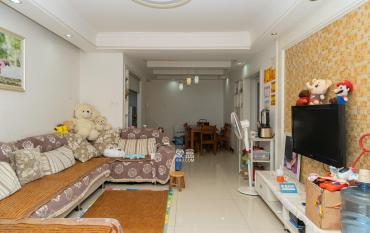 商都花園城,正規兩房,精裝修,帶家具家電,拎包入住