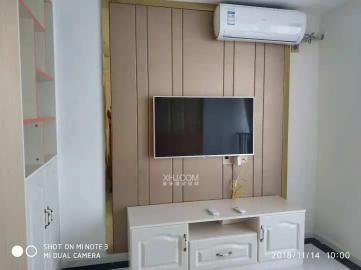 贵阳富力中心  1室1厅1卫    2000.0元/月