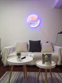 新青年公寓  1室1廳1衛    2400.0元/月