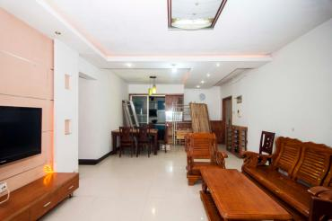 金盆嶺 書院路 電梯三室兩廳 戶型周正 自住裝修 誠心出售