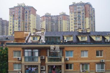 玫瑰名城旁豪装两房 南北通透户型 可随时看房