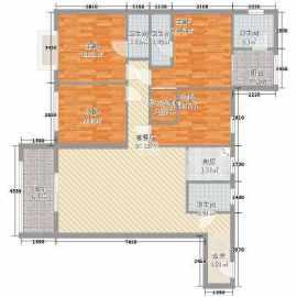 北美阳光城  4室2厅2卫    138.0万