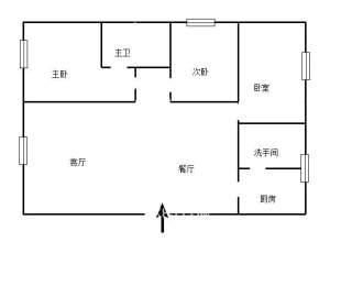 枫林绿洲  5室3厅3卫    95.0万