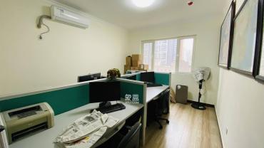 北辰三角洲 140平辦公室出租 全套辦公家具 圖片實拍 可談