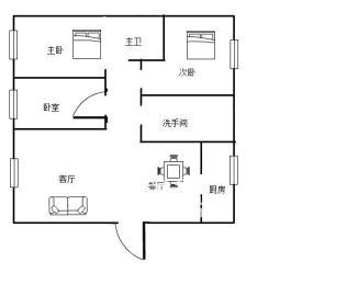 331南方印象精装修三房单价便宜