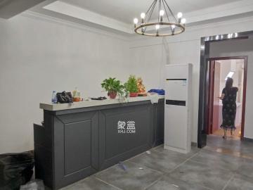 (双层阳台 ) 超大办公场地 (一线江景)家具齐全 价格优惠
