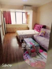 觀園國際公寓  1室1廳1衛    2000.0元/月