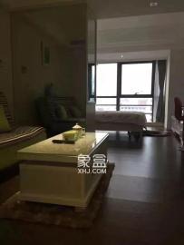泊富公寓(泊富国际广场)  1室0厅1卫    4000.0元/月