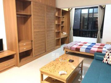 大河西 工业大学 龙腾国际旁 精装单身公寓 小两口**