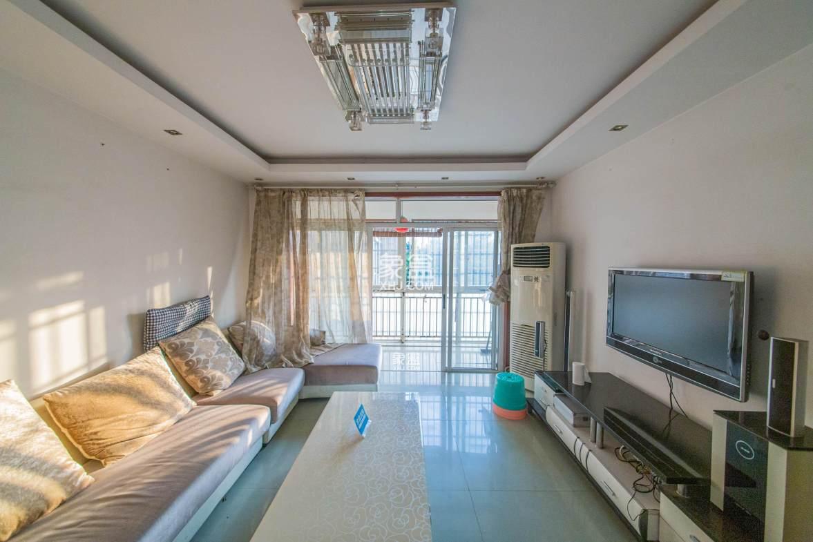 震惊!开元路 地 铁口 幸福里精装3房环境优美 随时看房