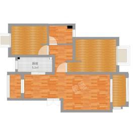 沙港名苑  2室2厅1卫    1800.0元/月